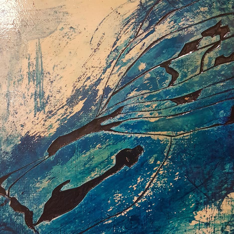 """""""Aleppo with Ice"""" – Peta von Karis utställning"""