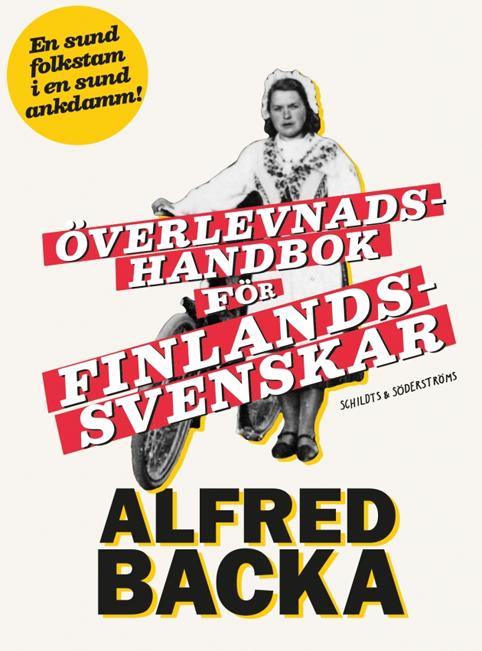 AfterWork stand up med Alfred Backa