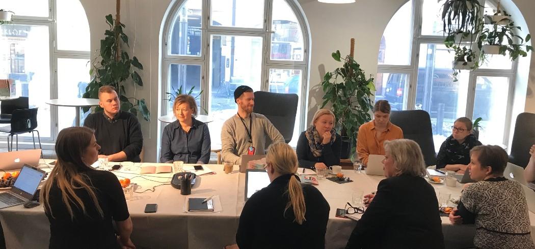 Luckornas vårmöte i Helsingfors 2019